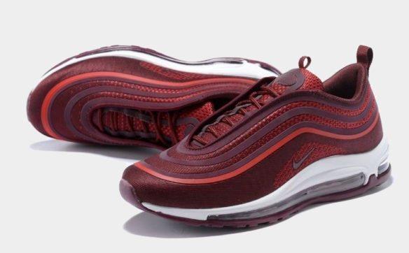 Фото Nike Air Max 97 Ultra красные - 2