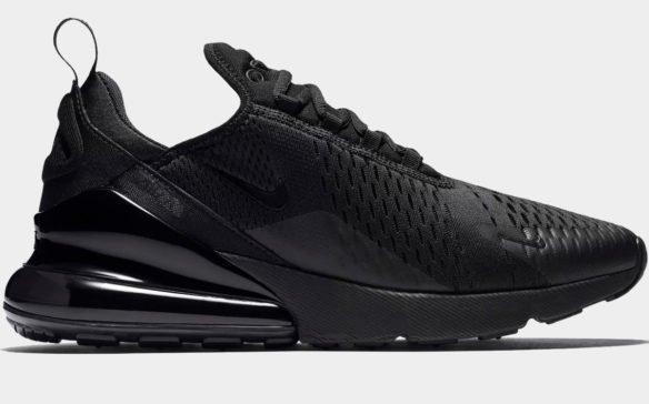 Фото Nike Air Max 270 черные - 1
